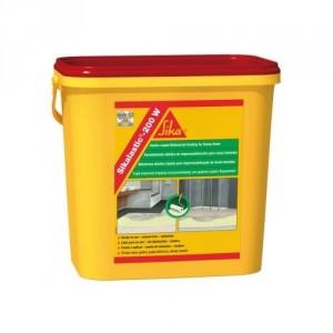 Гъвкава хидроизолация за баня и мокри помещения Sikalastic® - 200W