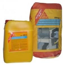 Двукомпонентна хидроизолация SikaTop® Seal-107 Elastic , 30 кг. (А+В)