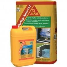 Двукомпонентна хидроизолация SikaTop® Seal-107 , 25 кг. (A + B)