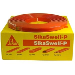 Водонабъбващ полиуретанов профил SikaSwell P 2507-H , 10 м.