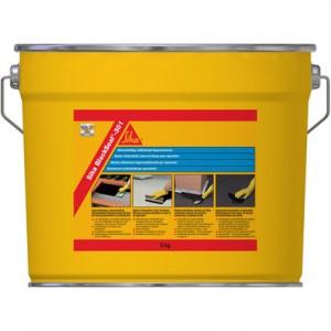 UV устойчив битумен материал Sika Blackseal-301 , 5 кг.