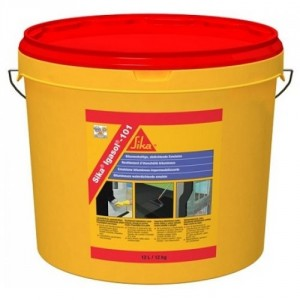 Тънкослойна битумна хидроизолация Sika Igasol-101 , 12 л.