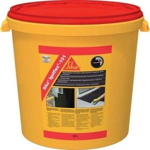 Еднокомпонентна битумна хидроизолация Sika® Igolflex®-101 , 32 л.