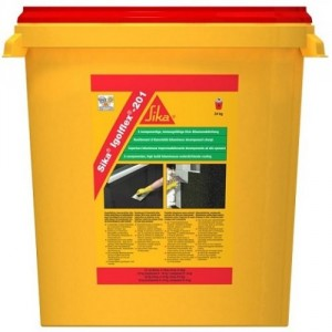 Двукомпонентна битумна хидроизолация Sika® Igolflex®-201 , 32 кг.