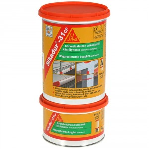 Двукомпонентно епоксидно лепило Sikadur®-31 CF Rapid , 6 кг.