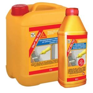 Пластифицираща добавка за разтвори и мазилки Sika® Mix Plus