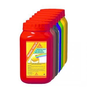 Оксидна боя за строителни разтвори SikaCim® Color