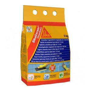 Циментова фугираща смес SikaCeram® CleanGrout