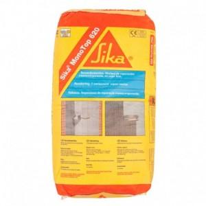 Еднокомпонентна повърхностна шпакловка Sika® MonoTop®-620