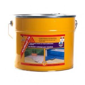 Еднокомпонентно еластично лепило за плочки SikaBond®-T8 , 10 л.