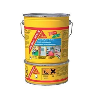 Двукомпонентно цветно епоксидно покритие Sikafloor®-2540 W