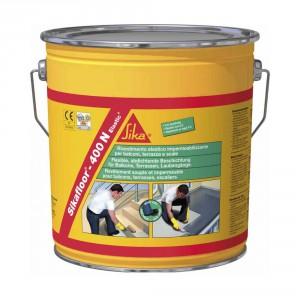 Еднокомпонентно полиуретаново покритие Sikafloor®-400 N Elastic+