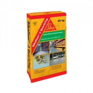 Цветена минерална посипка Sikafloor®-3 QuartzTop