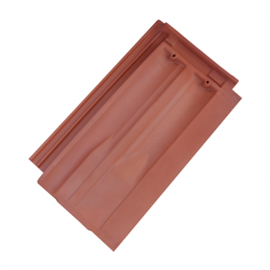 Вентилационна керемида естествен цвят Тондах Македо