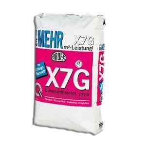 Тънкослоен лепилен разтвор ARDEX X7G