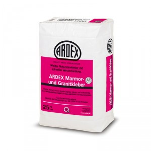 Лепило за естествен камък бяло ARDEX Marmor- und Granitkleber