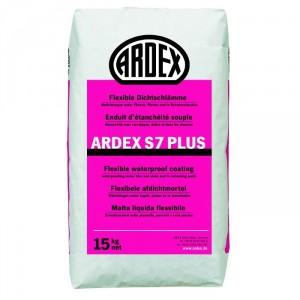 Еднокомпонентна еластична хидроизолация ARDEX S 7 Plus