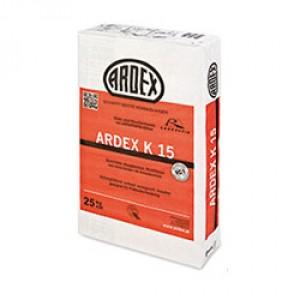 Заглаждаща и нивелираща маса ARDEX K 15