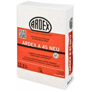 Високоякостен разтвор  за ремонт ARDEX A 45 NEU