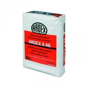 Високоякостна шпакловка за приложение на открито ARDEX A 46