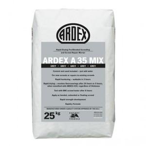 Готов разтвор за бързовтвърдяваща замазка ARDEX A 35 MIX