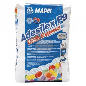 Лепило за керамични плочки и камък Adesilex P9 Express , 25 кг.