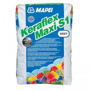 Лепило за керамични плочки и камък Keraflex Maxi S1