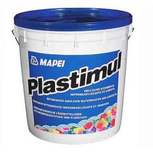 Битумна хидроизолираща емулсия Plastimul , 20 кг.