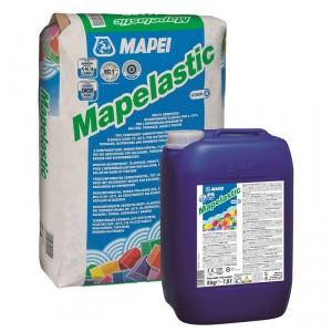 Двукомпонентна хидроизолация Mapelastic 32 кг /24 + 8 кг/