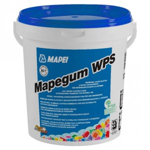 Бързосъхнеща гъвкава и течна мембрана Mapegum WPS