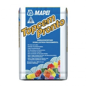 Разтвор за замазки Topcem Pronto