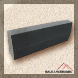 Балканкерамик Градински бордюр 8x16x50 см.