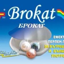 Ефектен перлен лак БРОКАТ