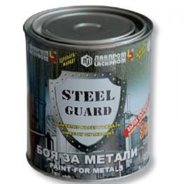 Грунд-боя за метали STEEL GUARD 3 в 1