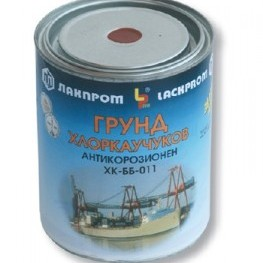 Антикорозионен хлоркаучуков Грунд ХК-ББ-011