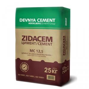 Зидарски цимент ZIDACEM CEM MC 12.5