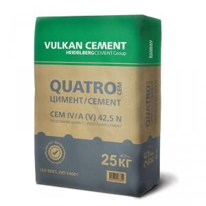 Пуцоланов портланд цимент QUATRO CEM IV/A(V) 42,5 N