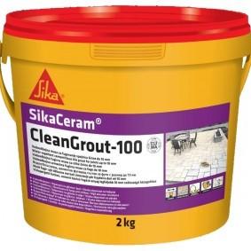 Циментова фугираща смес SikaCeram® CleanGrout-100