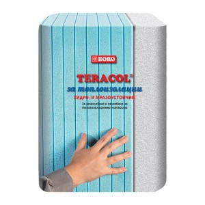 Лепило и шпакловка за топлоизолации Теракол за топлоизолации