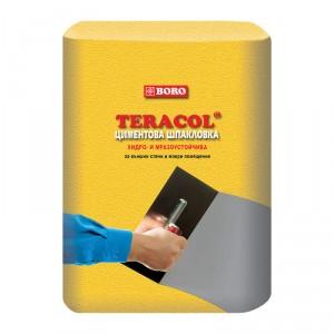 Теракол циментова шпакловка