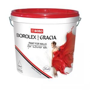 Бял акрилатен латекс Gracia Vinyl Matt , 5 кг.