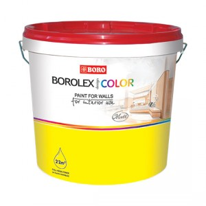 Готов цветен латекс Боролекс Колор
