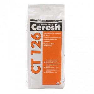 Гипсова шпакловка Ceresit CT 126 , 5 кг.
