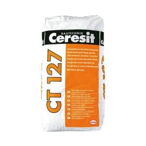 Фина циментова шпакловка Ceresit CT 127 , 20 кг.