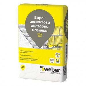 Хастарна мазилка Weber 201P