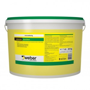 Фасадна боя weber.ton ExtraClean
