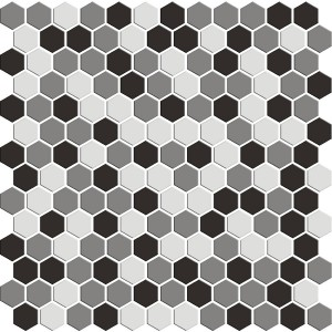 SATIN GLASS MOSAIC 6 mm No.4 A-MBO06-XX-004