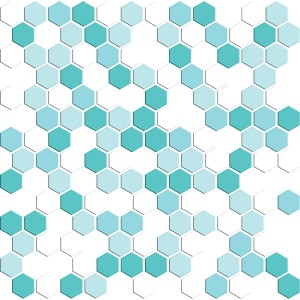 SATIN GLASS MOSAIC 6 mm No.6 A-MBO06-XX-006