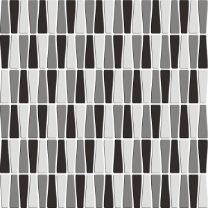SATIN GLASS MOSAIC 6 mm No.7 A-MBO06-XX-007