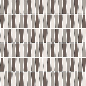 SATIN GLASS MOSAIC 6 mm No.8 A-MBO06-XX-008